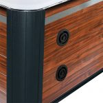 Black Cherry Everlast Cabinet