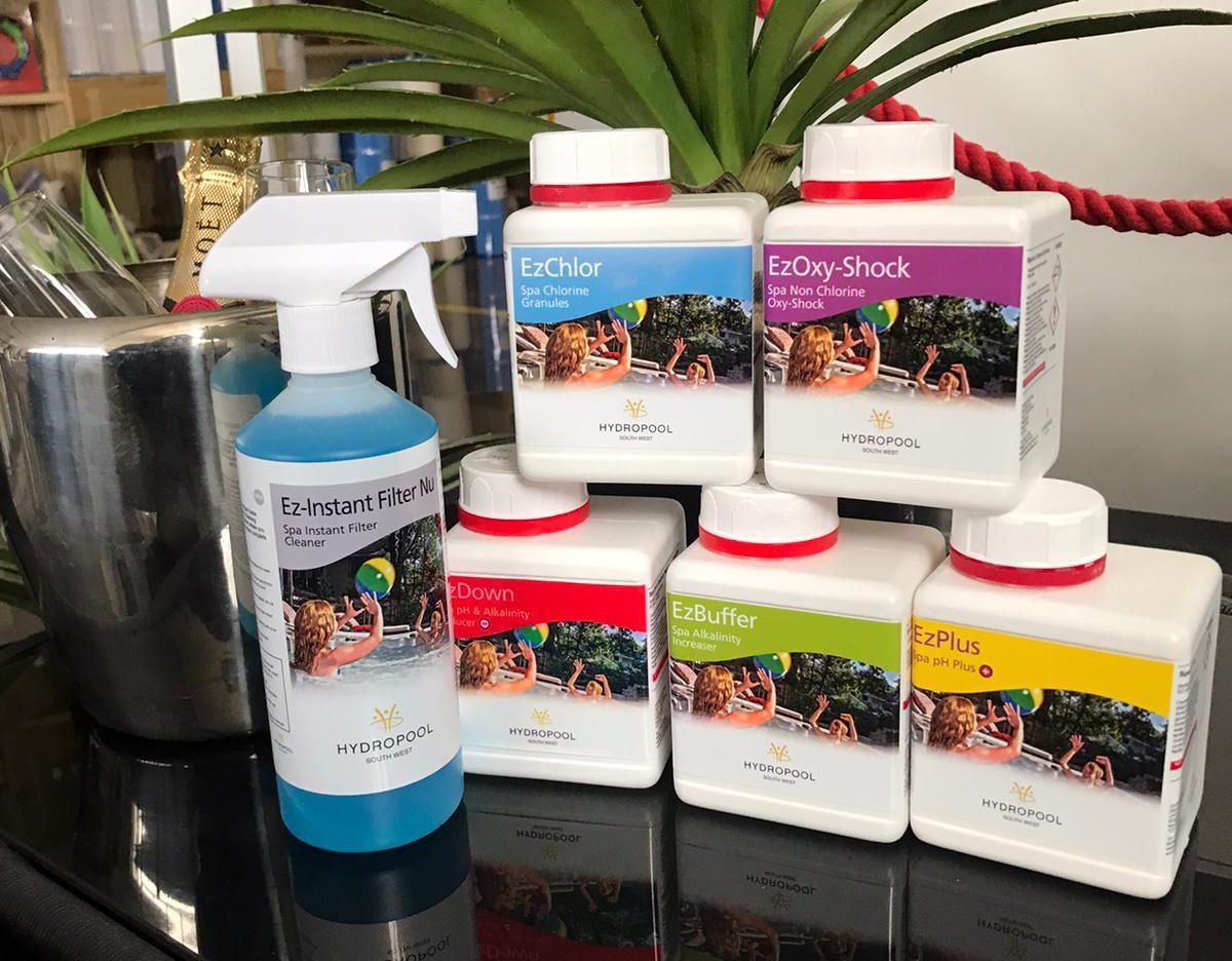 Chemical starter kit