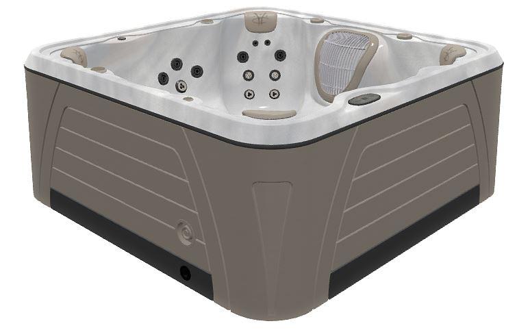 Hydropool serenity 6600