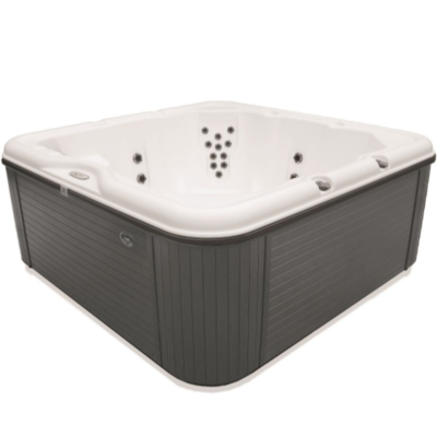 Side view of Cove Jubilee hot tub